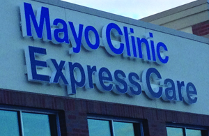 Mayo Clinic Express Care North Employee Community Health
